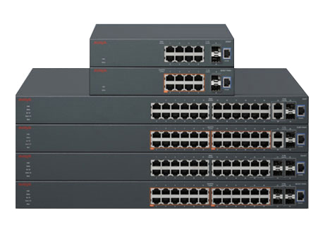 AND Avaya Ethernet Routing Switch - Data Products