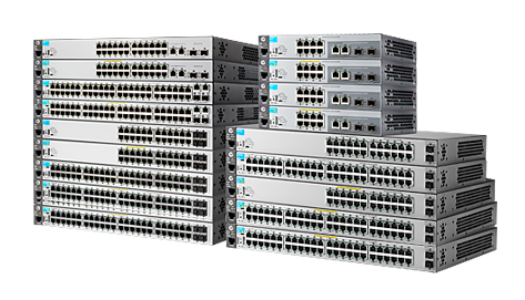 AND HP 2530 Switch Series - Data Products