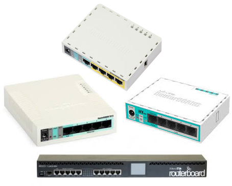 Mikrotik - Data Products