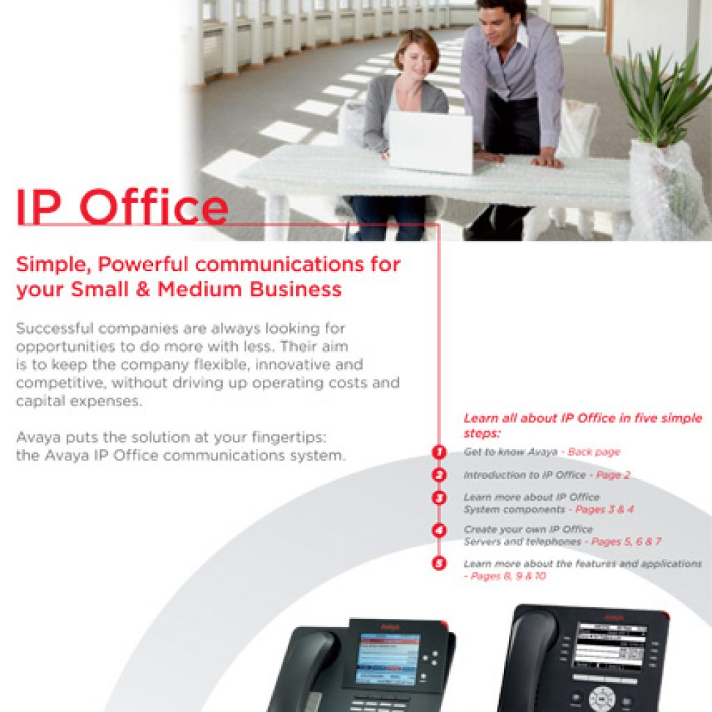 Avaya IP Office brochure 1024x1024 - Downloads