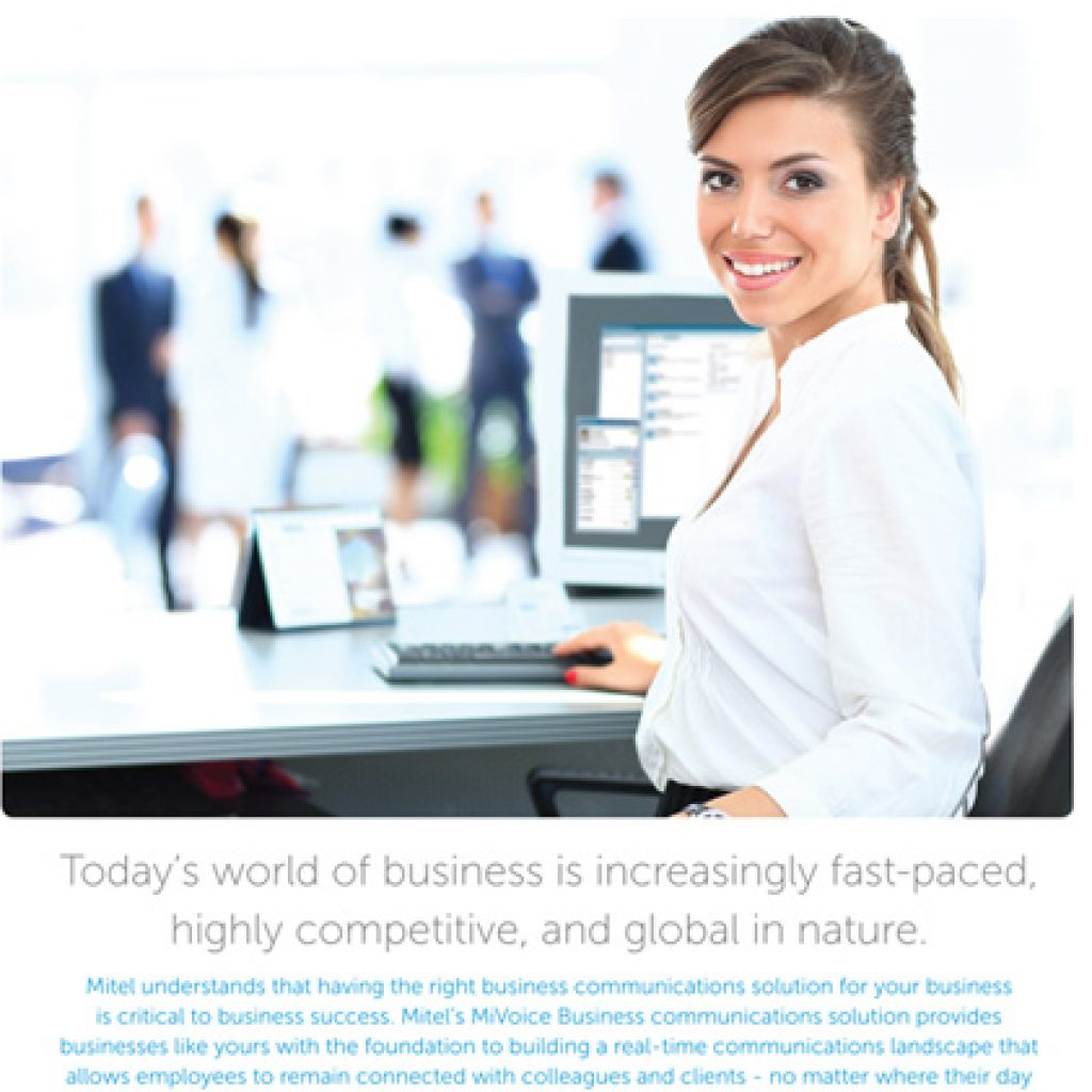 Mitel MiVoice Business Brochure 1024x1024 - Downloads